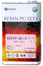 KANSAI ЛАК RETAN PG ECO HS CLEAR (Q) BASE