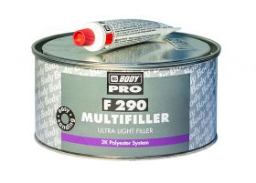 BODY PRO F290 ШПАТЛЕВКА ULTRA LIGHT MULTIFILLER