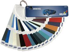 Мобихел каталог цветов акриловых красок