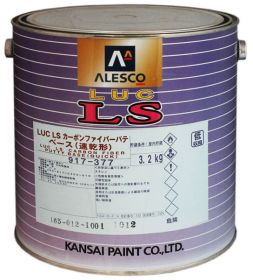 KANSAI ШПАТЛЕВКА LUC LS CARBON PUTTY 917-377